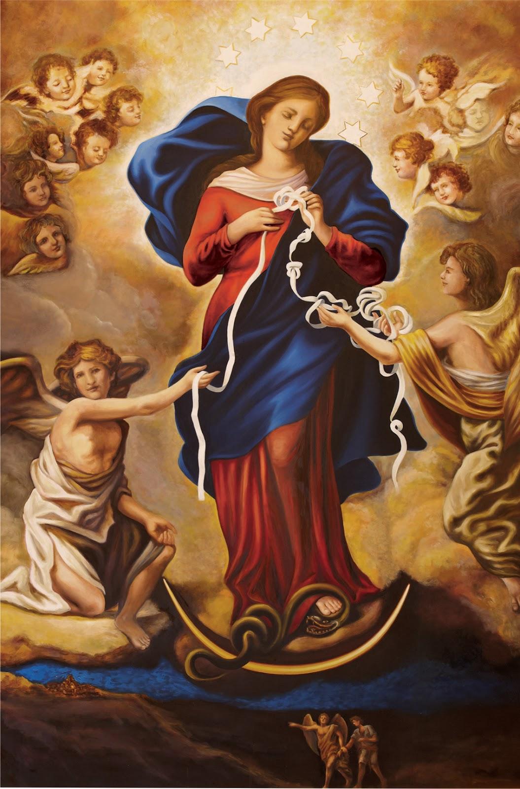 Maria Knotenlöserin